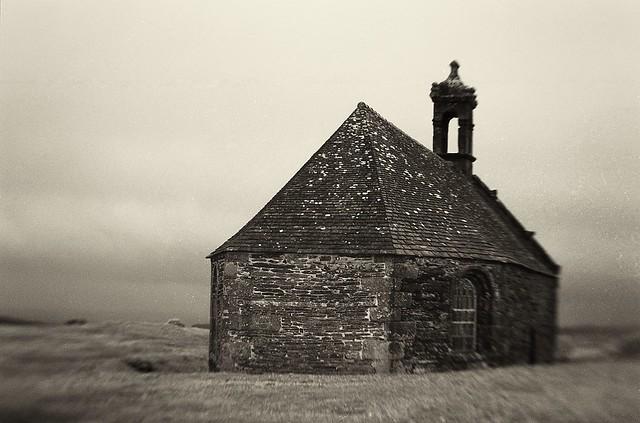 La Chapelle sur le toit du monde