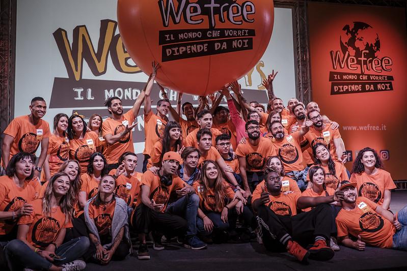 WeFree Days 2019 - 8 ottobre