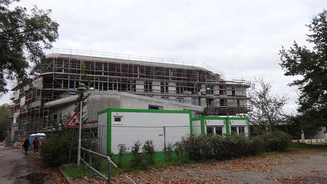 2016/19 Magdeburg Haus der Athleten von architekturconcept (arc) Seilerweg 19 in 39114 Rotehorn