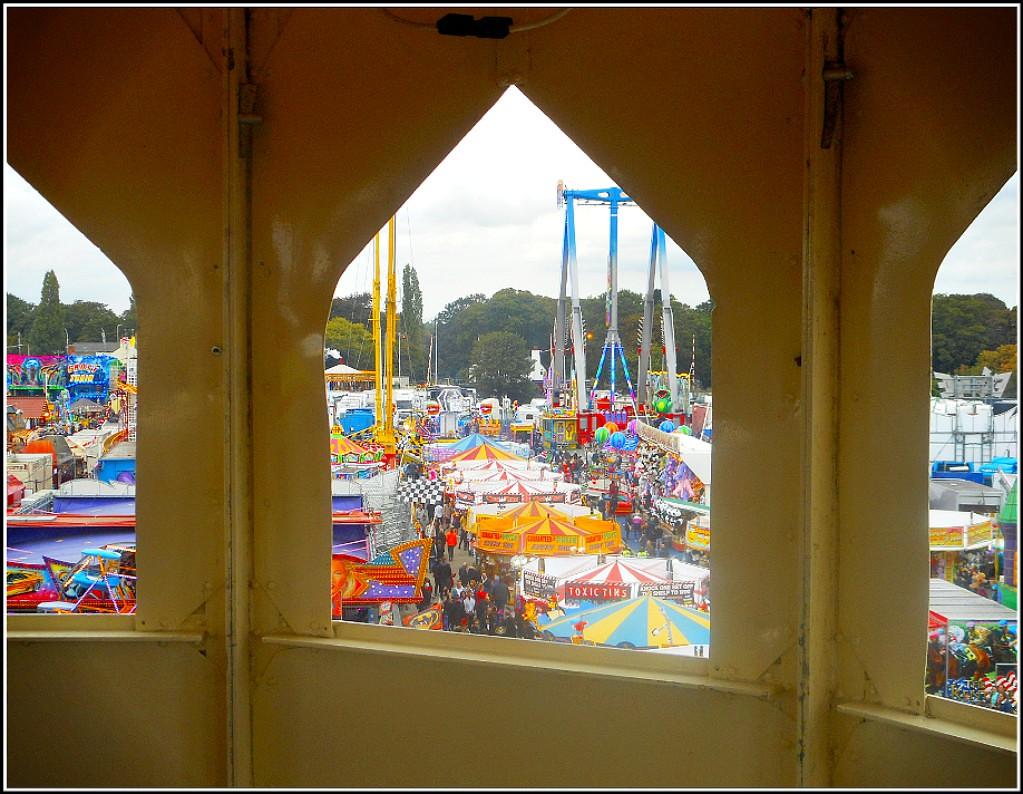 Through the Window View ....