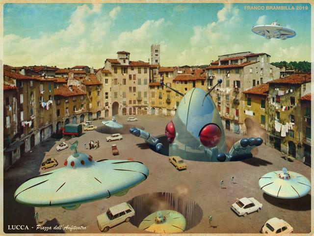 Invading Lucca Comics