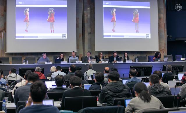 """ITU Workshop on """"The future of media"""""""