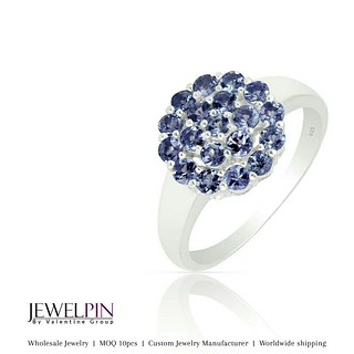 Wholesale sterling silver rings & jewelry at JewelPin