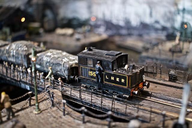 Swansea Model Railway Exhibition 2019