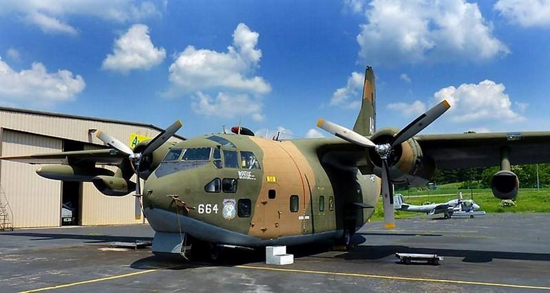 Fairchild C-123K Pakkuja 1