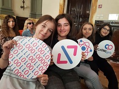 Coding Girls 2019 - Conferenza Stampa