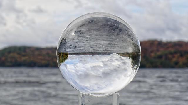 Autumn Crystal Ball