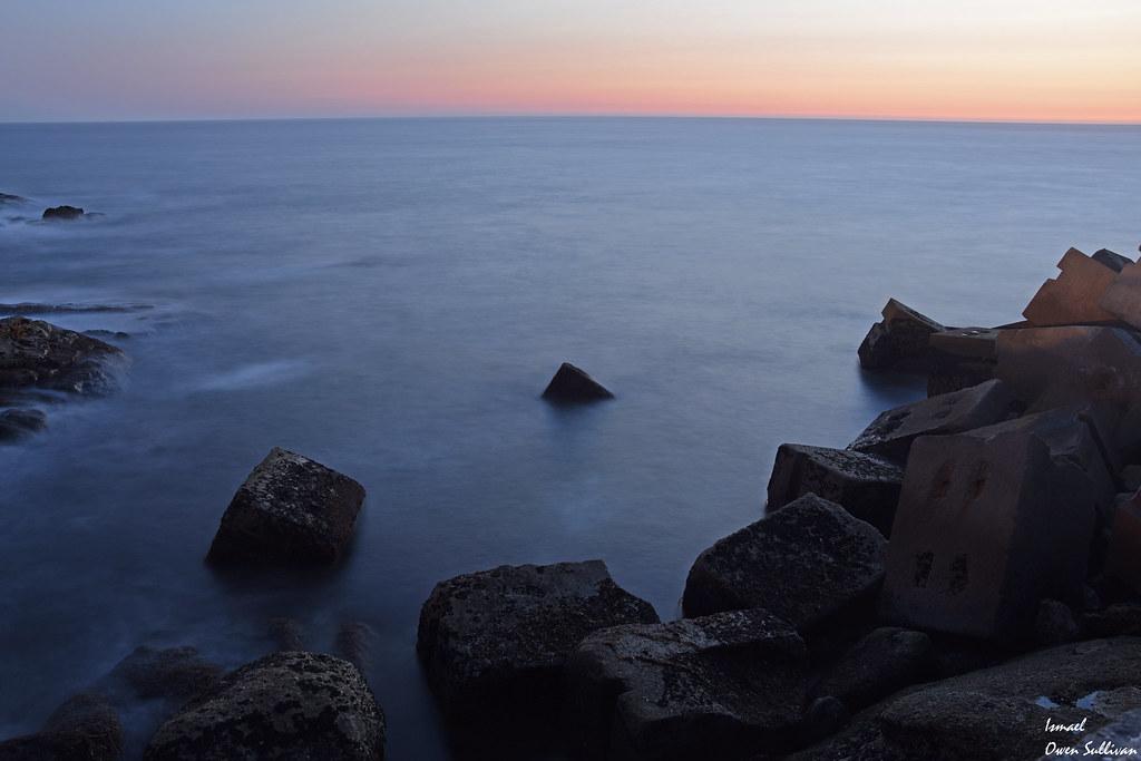 El agua pule las rocas  (1/2)