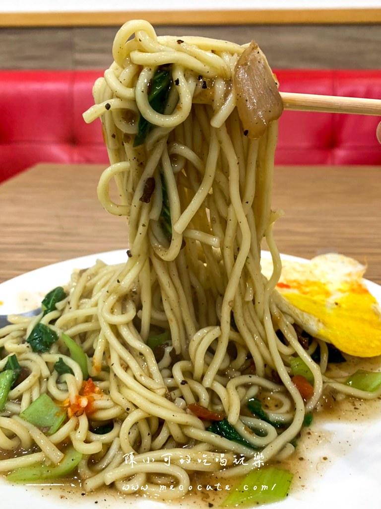 三重宵夜,三重美而美,美而美菜單 @陳小可的吃喝玩樂
