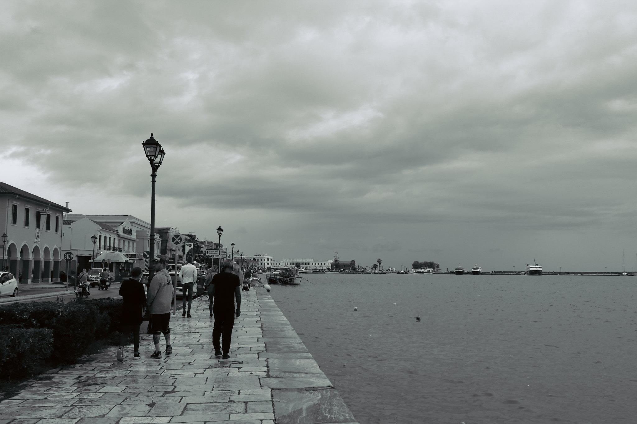 10.07.2019 | Zakynthos town, Greece