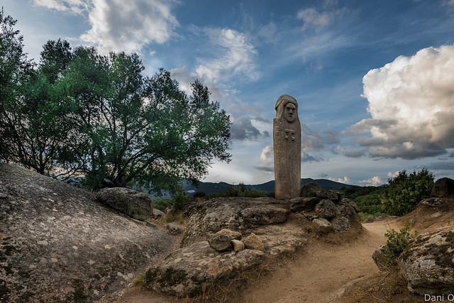 Menhir Filitosa