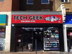 Picture of Tech Geek, 141 North End