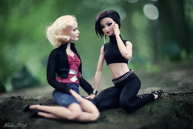 Barbie-Week - Kayla/Lea (Gossip)