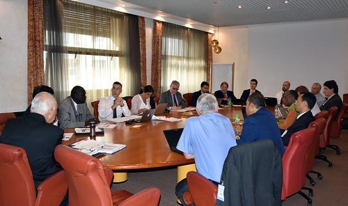 CPM Bureau meeting (October 2019)