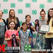 4-H Horse Awards 2019 - Stall Decorations Small Club Res Champ