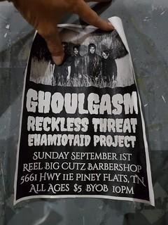 Ghoulgasm / Reckless Threat / Ehamoitaid Project