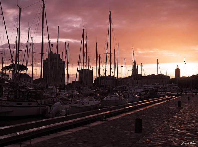 Les tours de La Rochelle !!!