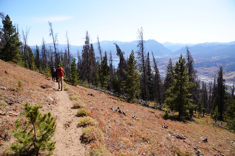 Fall foliage hike at Ptarmigan Peak Trail, Colorado (88)