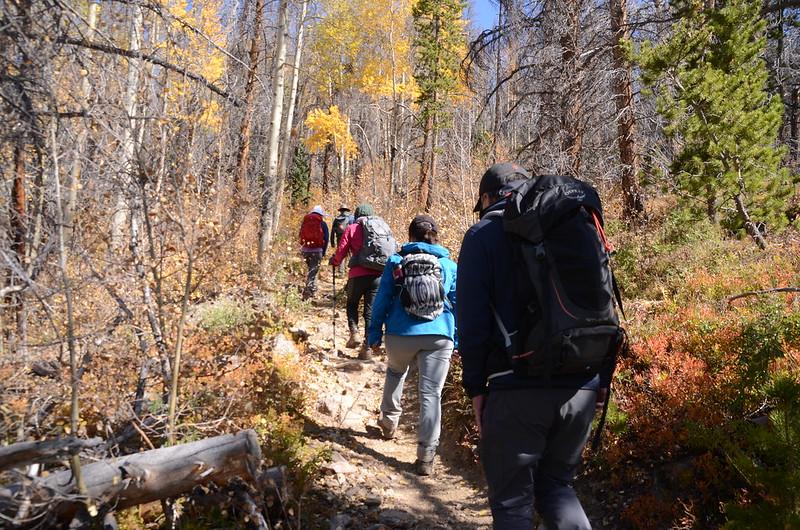 Fall foliage hike at Ptarmigan Peak Trail, Colorado (63)