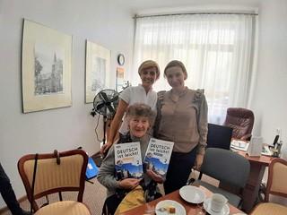 Wizyta pani U. Lenz