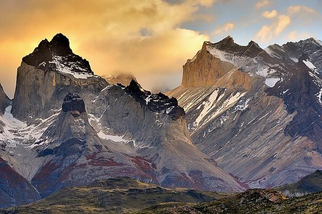 Chile, los Cuernos