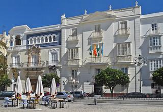 Plaza de San Antonio, Cádiz - 24 Sep 2019