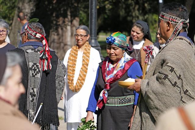 Encuentro de oración Interreligiosa y espiritual por el cuidado del planeta - AIEC