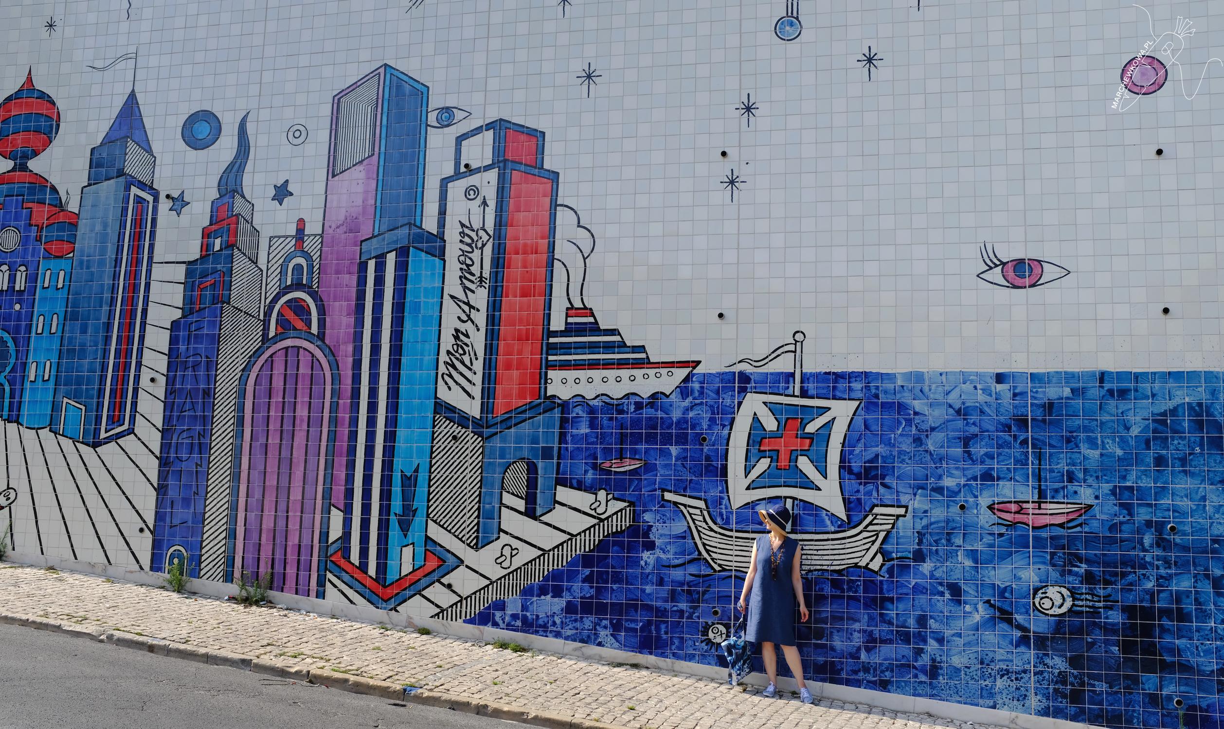 marchewkowa, blog, podróże, Lizbona, Portugalia, Lisboa, Portugal, travel, Jardim Botto Machado, azulejo, art, design