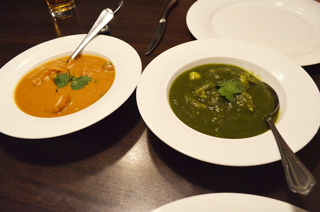 South Indian curry, York