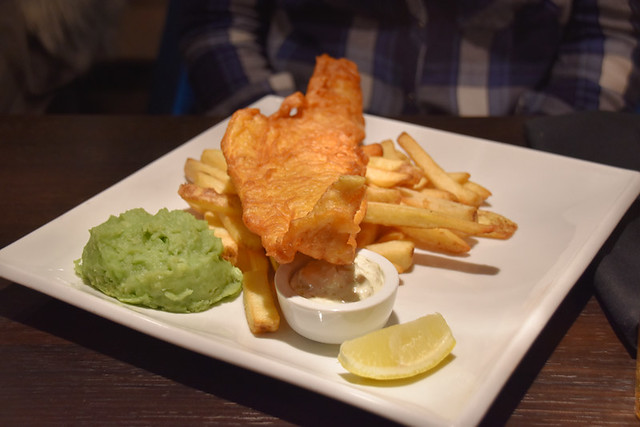 Fish and chips, Bute