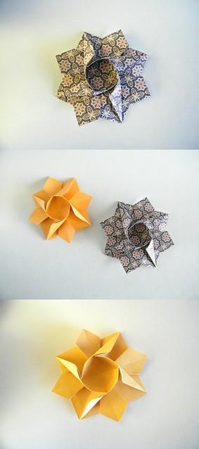 Estrella portavelas - Birgit Shilling