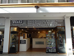 Picture of W And G Repair Centre, 158 Whitgift Centre