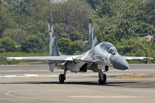 Indonesian Air Force TS 3002 ; Sukhoi Su-30MK2 ; HLP/WIHH