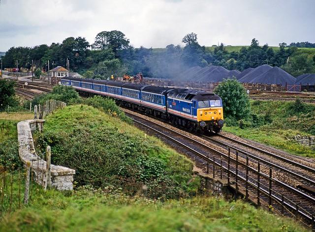47583, Yeovil Junction, September 1992