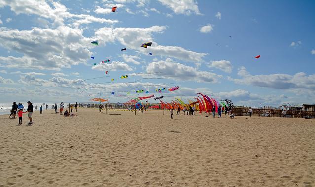 Festival du vent, Portiragnes
