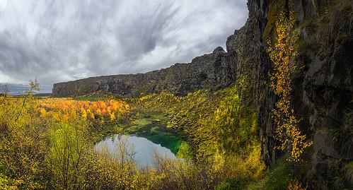 Ásbyrgi - Iceland