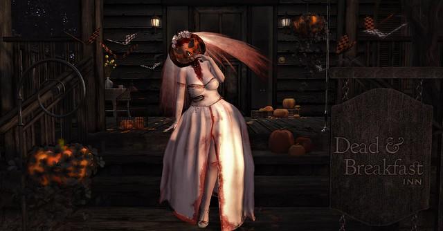 Hallows Eve Bride