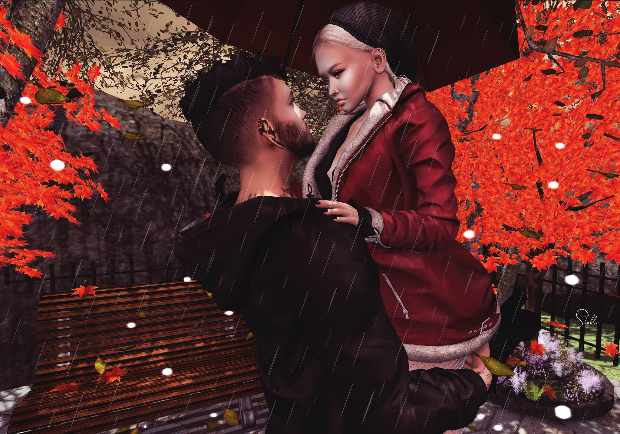 #1637 - Raining Romance