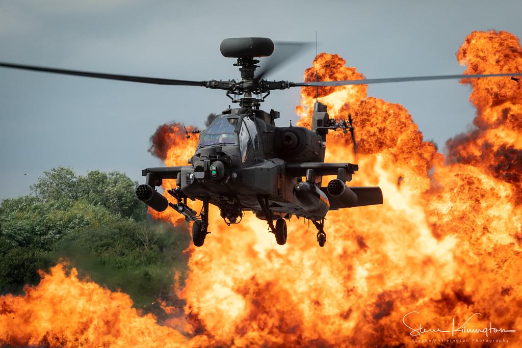 ZJ181 - Westland AH.64D Apache