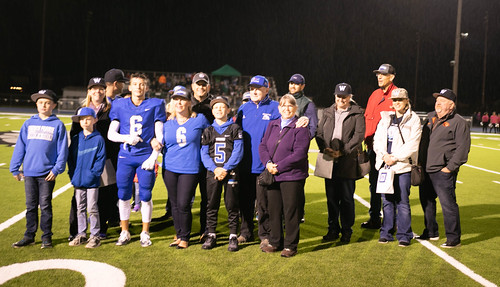 Football Field and Track Re-dedication