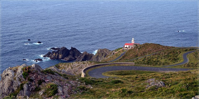Faro en Punta Candieira - La Coruña