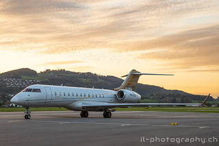 Bombardier Bd700 Global Express, P4-BFK, Bestfly/Government of Angola