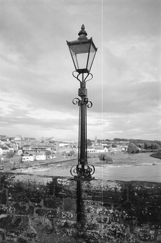 Lamp on Devorgilla