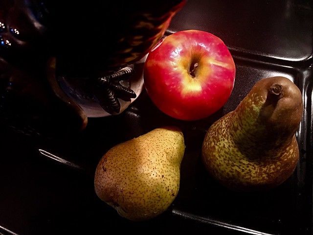 #StillLife.  Fruits Need Time in the Sun to ripen.