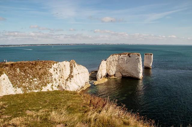 Old Harry Rocks, Isle of Purbeck, Dorset