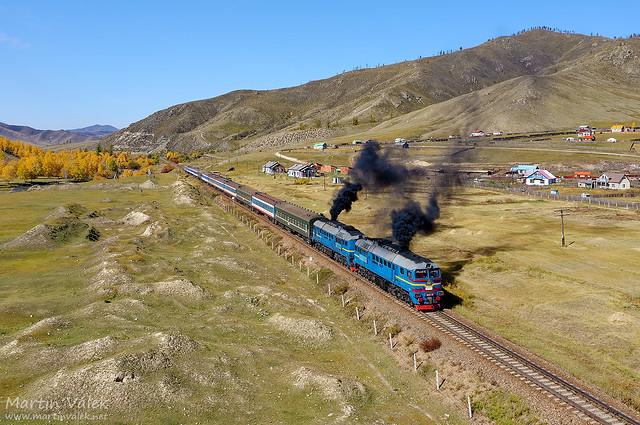 2M62MM-058 UBTZ, Tunkh - Shatang (Mongolia)