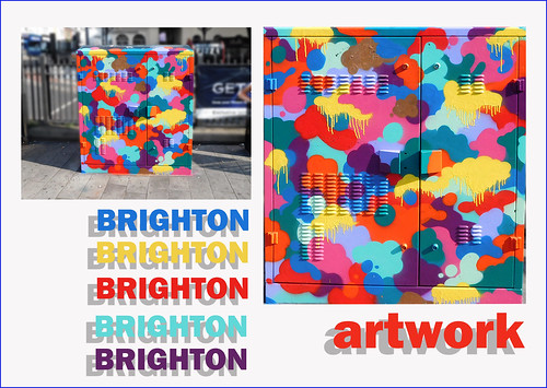 Brighton Art Work by howard kendall