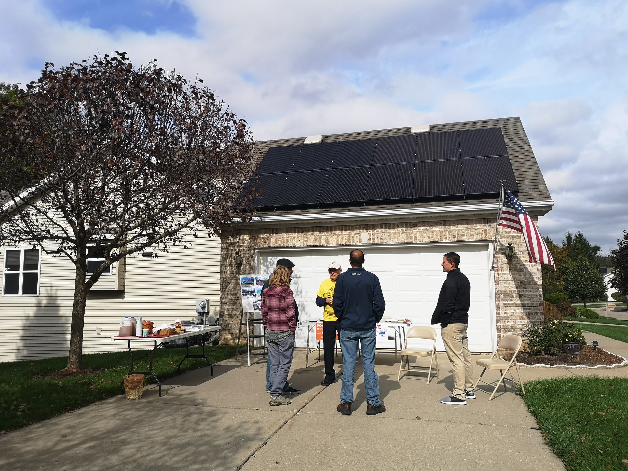 Solar Home Tour, Another Way To Reduce Carbon Footprint