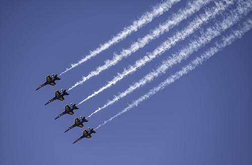 Blue Angels Line