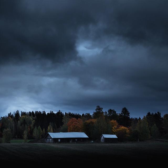 Blue hour | Sininen tunti